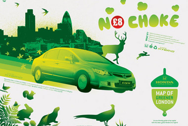 Honda 'No Choke'